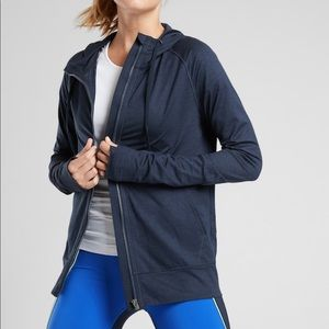 🆕🌺 Athleta Uptempo Elevate Hoodie • New with tag